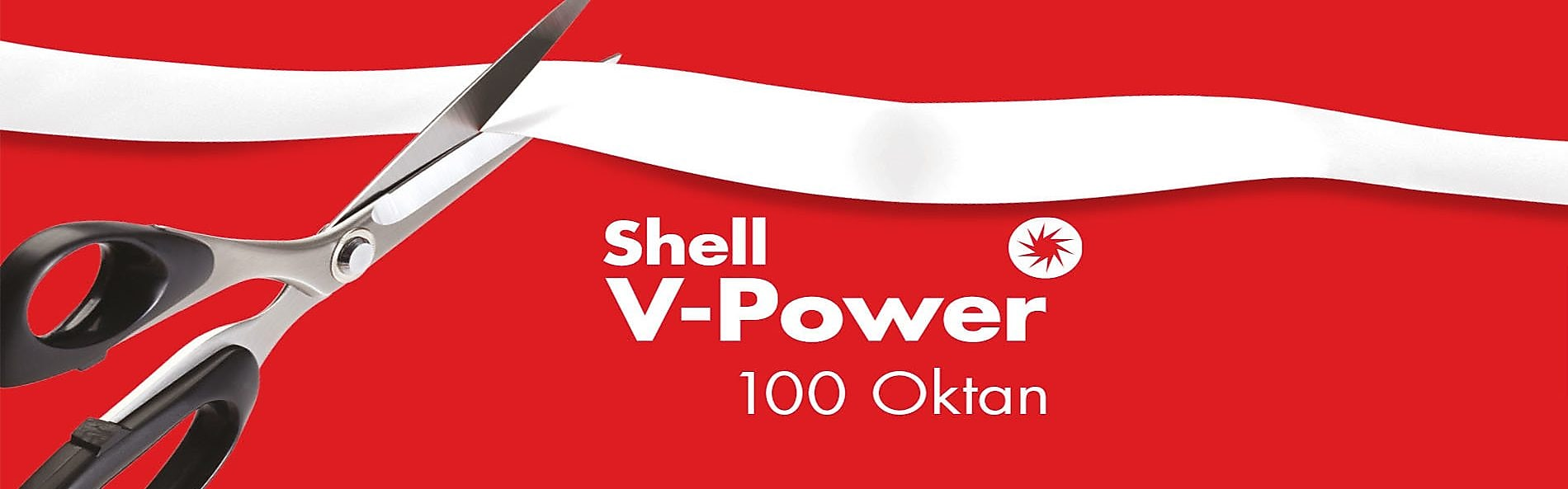 Shell V-Power Oktan 100